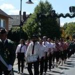 Umzug Heide-Schützenfest Bispingen