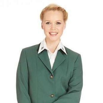 Damenjacke Katja schützengrün